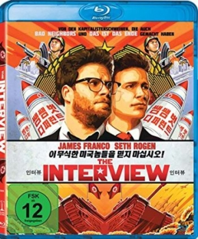 Interview, The  (blu-ray)
