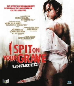 I Spit on Your Grave (2010) - Unrated  (blu-ray)