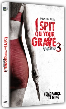 I Spit on your Grave 3 - Uncut Hartbox Edition (A)
