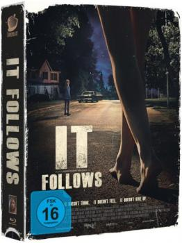 It Follows - Limited VHS Design Edition (blu-ray)