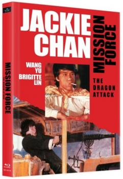 Jackie Chan - Mission Force - Uncut Mediabook Edition (blu-ray) (C)