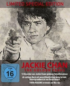Jackie Chan - The Golden Years - Special Limited Edition  (blu-ray)