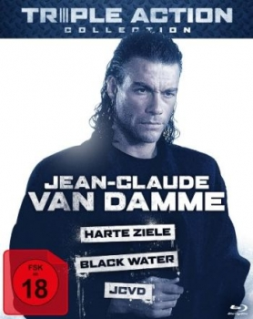 Jean-Claude Van Damme Triple Action (blu-ray)