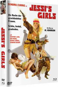 Jessis Girls - Uncut Mediabook Edition (DVD+blu-ray) (A)
