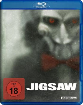 Jigsaw - Uncut Edition (blu-ray)