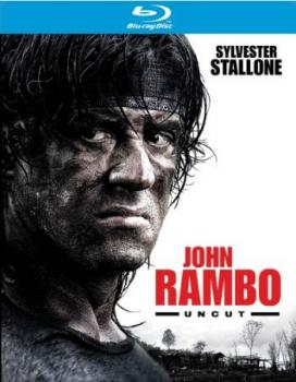 John Rambo - Uncut Version  (blu-ray)