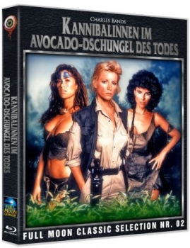 Kannibalinnen im Avocado-Dschungel des Todes - Full Moon Classic Selection - Uncut  (blu-ray)