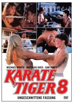 Karate Tiger 8 - Uncut Edition