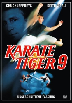 Karate Tiger 9 - Uncut Edition