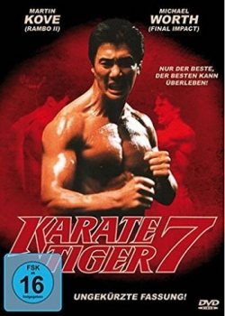 Karate Tiger 7 - To be the Best