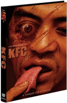 KFC - A Tongue for a Tongue  - Uncut Mediabook Edition (B)