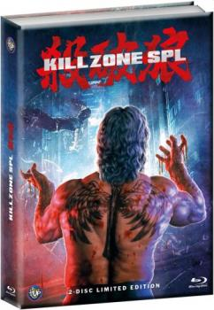 Kill Zone SPL - Uncut Mediabook Edition  (DVD+blu-ray) (Wattiert)