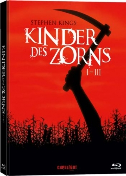 Kinder des Zorns 1-3 - Uncut Mediabook Edition  (blu-ray)