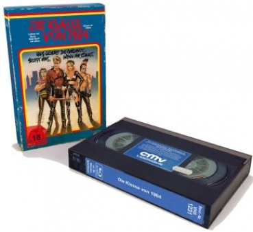Klasse von 1984, Die - Limited VHS Look Edition  (DVD+blu-ray)