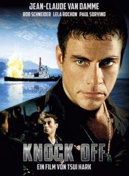 Knock Off - Uncut Mediabook Edition  (DVD+blu-ray) (A)