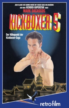 Kickboxer 5 - The Redemption - Uncut Hartbox Edition  (DVD+blu-ray)