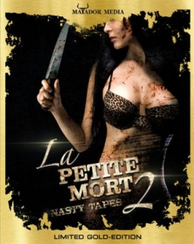 La Petite Mort 2 - Nasty Tapes - Limited Gold Edition  (blu-ray)