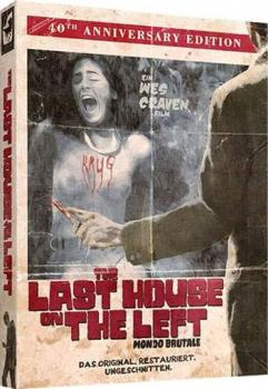 Last House on the Left, The - Uncut 40th Anniversary Edition  (DVD+blu-ray)