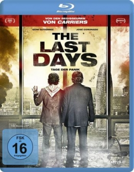 Last Days, The (blu-ray)
