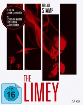 Limey, The - Uncut Mediabook Edition  (DVD+blu-ray)