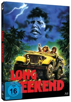 Long Weekend - Uncut Mediabook Edition  (DVD+blu-ray) (B)