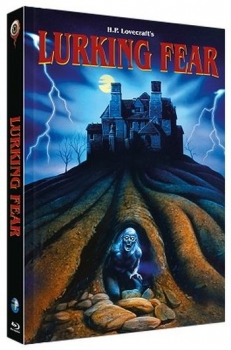 Lurking Fear - Full Moon Mediabook Collection  (DVD+blu-ray) (B)