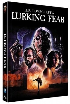 Lurking Fear - Full Moon Mediabook Collection  (DVD+blu-ray) (C)