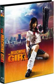 Machine Girl, The - Uncut Mediabook Edition  (DVD+blu-ray) (A)