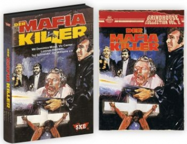 Mafia Killer, Der - Limited Hartbox Edition  (DVD+blu-ray)