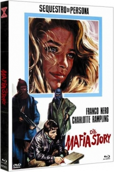 Mafia Story, Die - Uncut Eurocult Mediabook Collection  (DVD+blu-ray) (D)