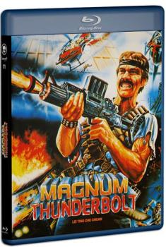 Magnum Thunderbolt - Limited Edition  (DVD+blu-ray)