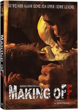 Making Off - Uncut Mediabook Edition (B)