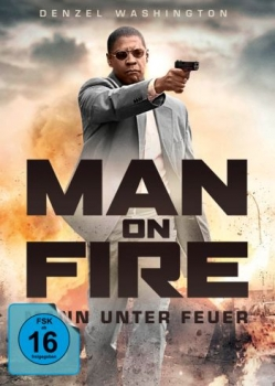 Man on Fire - Mann unter Feuer - Limited Mediabook Edition  (DVD+blu-ray) (B)