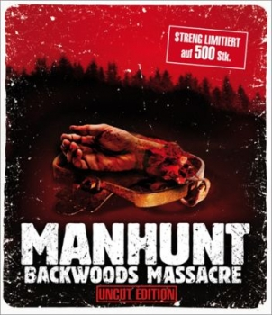 Manhunt - Backwoods Massacre - Uncut Edition  (blu-ray)