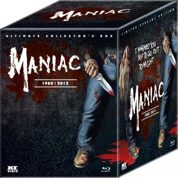 Maniac - Ultimate Collectors Box  (blu-ray)