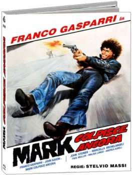 Mark colpisce ancora - The .44 Specialist - Uncut Mediabook Edition  (blu-ray) (B)