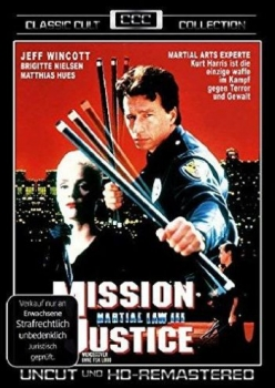 Martial Law 3 - Mission of Justice - Classic Cult Collection