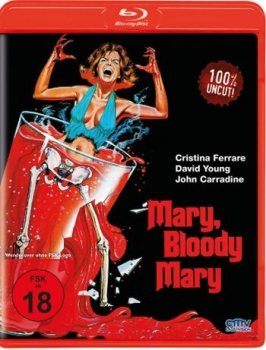 Mary, Bloody Mary - Uncut Edition (blu-ray)