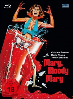 Mary, Bloody Mary - Uncut Mediabook Edition  (DVD+Blu-ray)