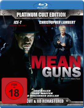 Mean Guns - Platinum Cult Edition  (blu-ray)