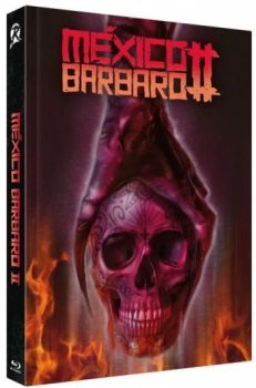 Mexico Barbaro 2 - Uncut Mediabook Edition  (DVD+blu-ray) (B)