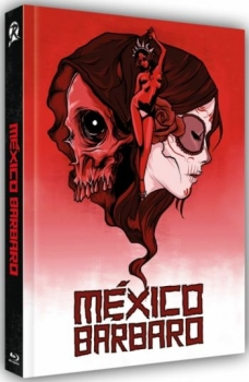 Mexico Barbaro - Uncut Mediabook Edition  (DVD+blu-ray) (A)