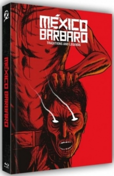 Mexico Barbaro - Uncut Mediabook Edition  (DVD+blu-ray) (D)