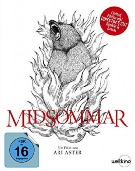 Midsommar - Limited Mediabook Edition  (blu-ray)