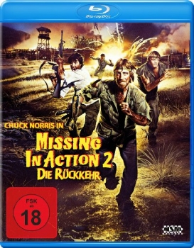 Missing in Action 2 - Uncut Edition  (blu-ray)