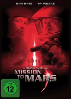 Mission to Mars - Limited Mediabook Edition (blu-ray)