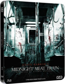 Midnight Meat Train, The - Extended Directors Cut - Steelbook (blu-ray