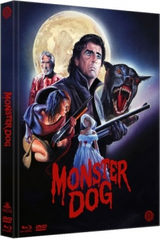 Monster Dog - Uncut Mediabook Edition  (DVD+blu-ray) (A)