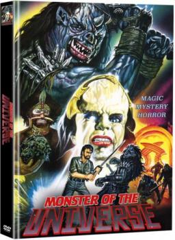 Monster of the Universe - Uncut Mediabook Edition (A)