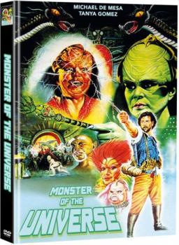 Monster of the Universe - Uncut Mediabook Edition (B)